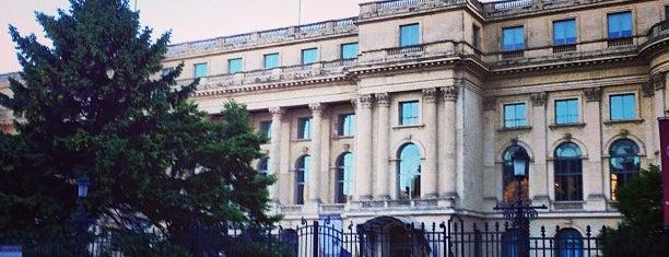 Muzeul Național de Artă al României is one of A List of Bucharest Museums.