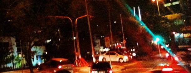 Avenida Vereador José Diniz is one of Principais Avenidas de São Paulo.