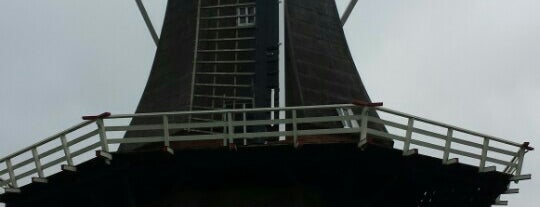 Molen De Vier Winden is one of Dutch Mills - North 1/2.