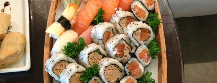 Gokan is one of Top picks for Sushi in Porto Alegre.
