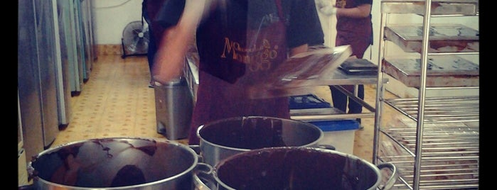 Cokelat Monggo Factory is one of Maen-maen.