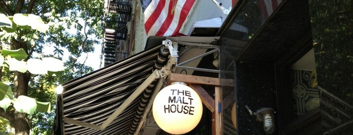 The Malt House is one of Bars.