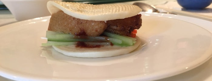 Noble House Restaurant   名轩 is one of Felicia's Tips.
