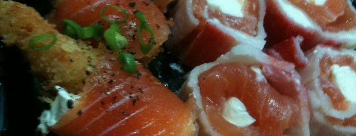 Sushi Delivery is one of Bento Badge - Places in Natal.