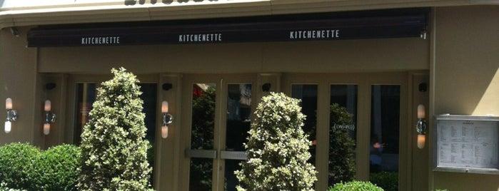 Kitchenette is one of Istambul food.