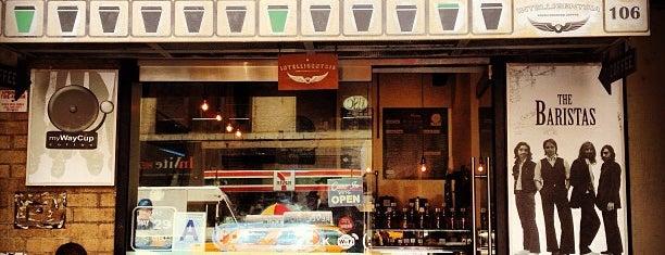 Legit NYC Iced Coffee