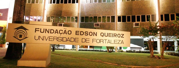 UNIFOR - Universidade de Fortaleza is one of Wi-fi grátis.