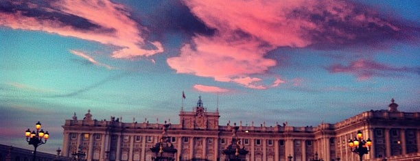 Royal Palace is one of Madrid, baby!.
