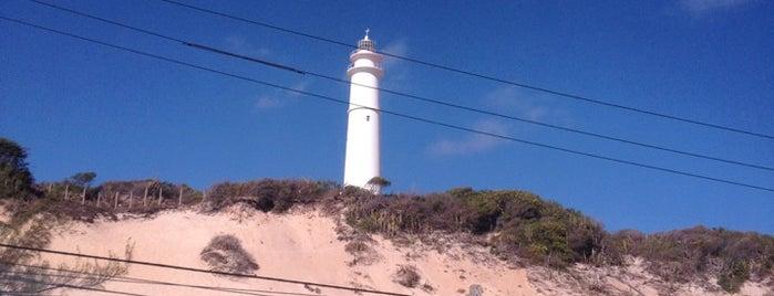 Farol de Mãe Luiza is one of Guide to Natal's best spots.