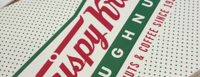 Krispy Kreme Doughnuts is one of Must-visit Miscellaneous Shops in Philadelphia.