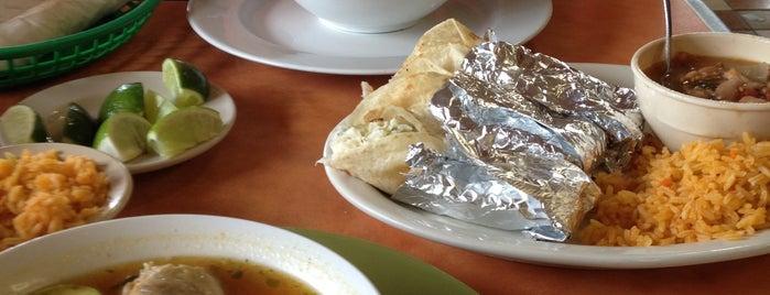 Taqueria Arandas is one of Houston Press 2012 - 100 Favorite Dishes.