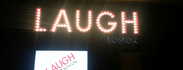 Laugh Boston is one of Massachusetts Comedy Venues.