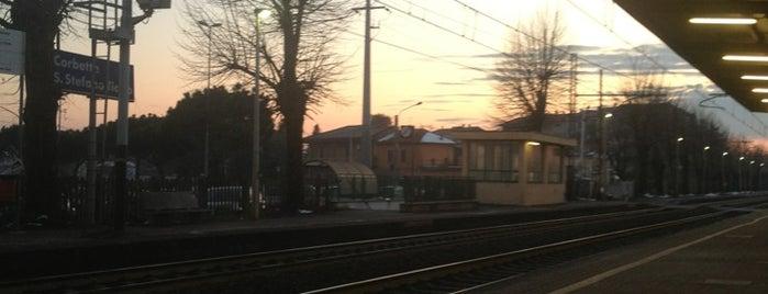 Stazione Corbetta - S. Stefano Ticino is one of Linee S e Passante Ferroviario di Milano.