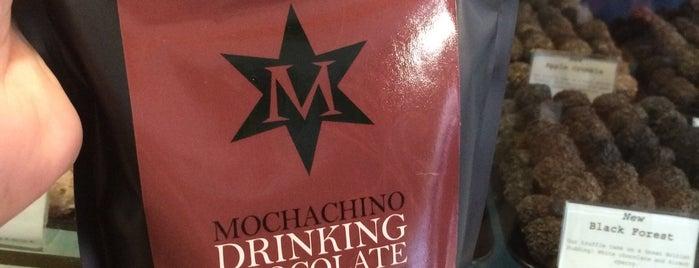 Montezuma's Chocolate is one of #LoveE1.