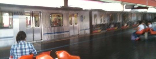Estação Carrão (Metrô) is one of Transporte.