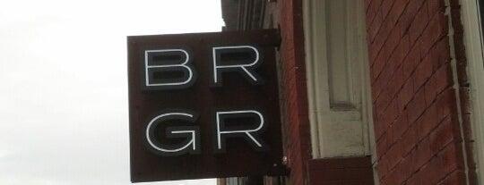 BRGR Bar is one of PghToDo.