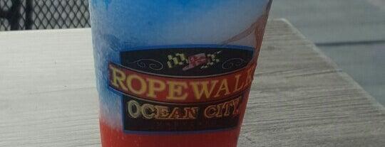 Ropewalk Ocean City is one of Summer Bucket List.