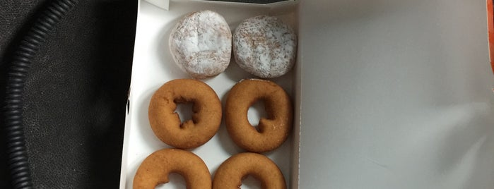 Dunkin Donuts is one of Top 10 dinner spots in Romeoville, IL.