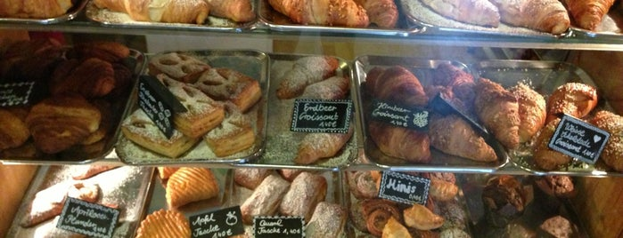 Croissanterie is one of My best in Berlin.