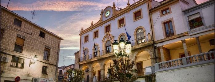 Plaza Mayor Jaraíz is one of Guide to Jaraíz de la Vera's best spots.