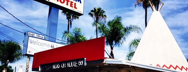 Wigwam Motel is one of E3/Los Angeles, CA.