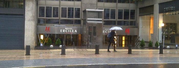 Hotel Ercilla is one of Tips de los oyentes.