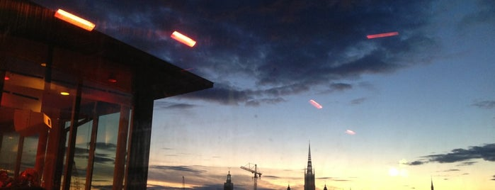 Eken is one of Stockholm - to see.