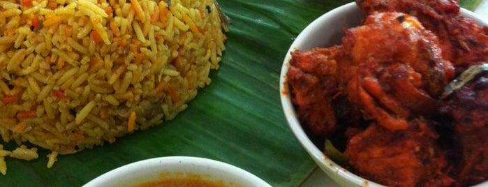 Bindu Curry House is one of JB Food.