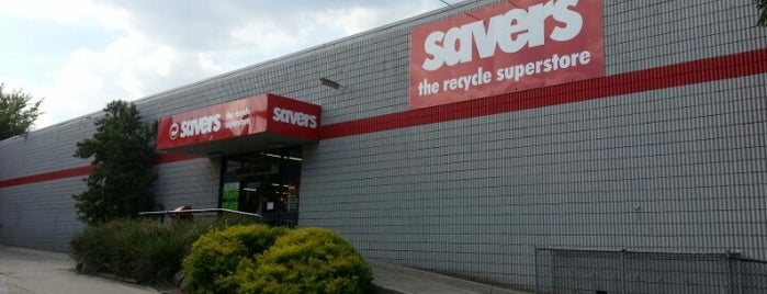 Savers is one of All-time favorites in Australia.