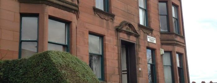 The Tenement House is one of Essential Glasgow visits.