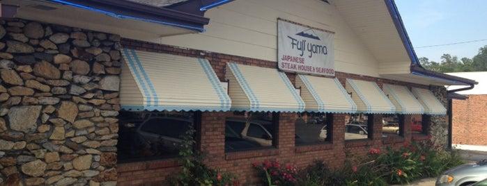 Fuji Yama is one of Kel's Queendome ;-).