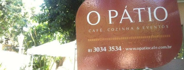 O Pátio is one of Best Restaurants Recife/Melhores Restaurantes.