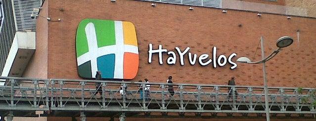 Hayuelos Centro Comercial is one of الف شكر على قبول الصداقه ويسعدلي صباحك.