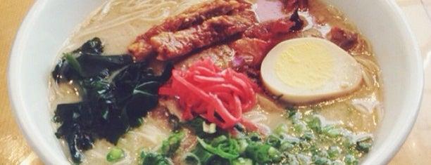 Shin-Sen-Gumi is one of Top 50 restaurants in LA.