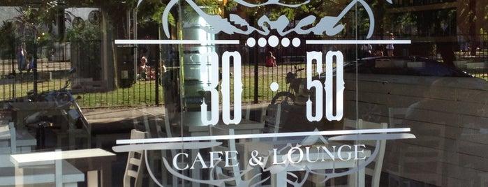 30-50 Café & Lounge is one of Restos-Cerca.