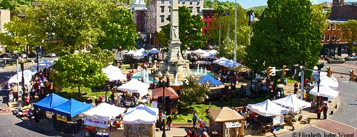 Easton Farmers Market is one of Local stuff to do.
