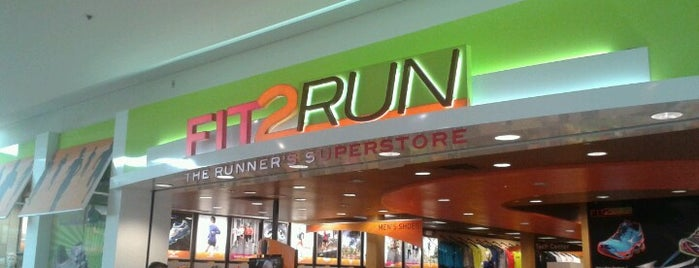 Fit2Run is one of Orlando - Compras (Shopping).