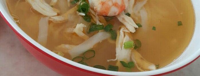 Sun Seng Fatt Curry House (新成发咖哩粉) is one of Natalie's Fav. Restaurants.