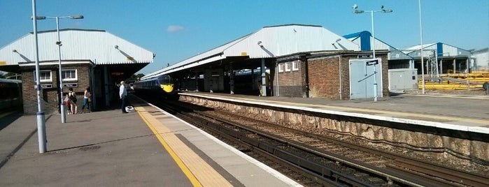 Ramsgate Railway Station (RAM) is one of Train stations.