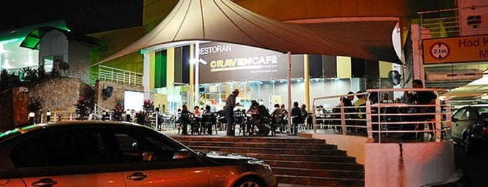 Craven Café is one of My makan places.