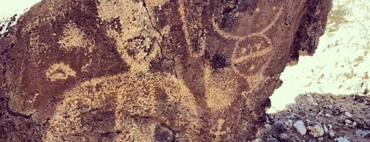 Petroglyph National Monument is one of National Parks.