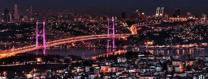Büyük Çamlıca Tepesi is one of Kuyumcu.