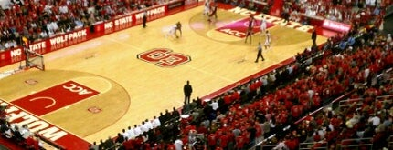 PNC Arena is one of Music Venues.