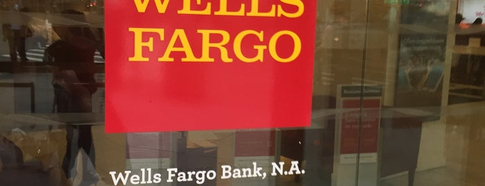 Wells Fargo is one of Top picks for Banks.