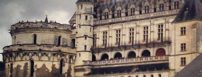 Château d'Amboise is one of Château de la Loire.