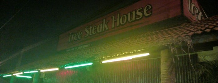 Tree Steak House is one of Singgah Makan Selalu.