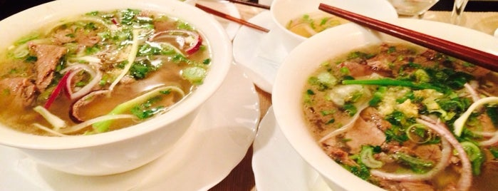 Hanoi Pho is one of Lunch in central Budapest.