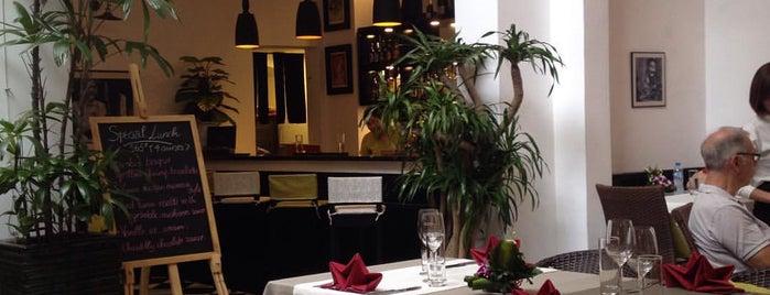 La Badiane is one of Fit to Eat Hanoi.