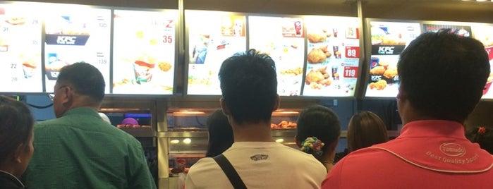 KFC is one of Favorite Food.