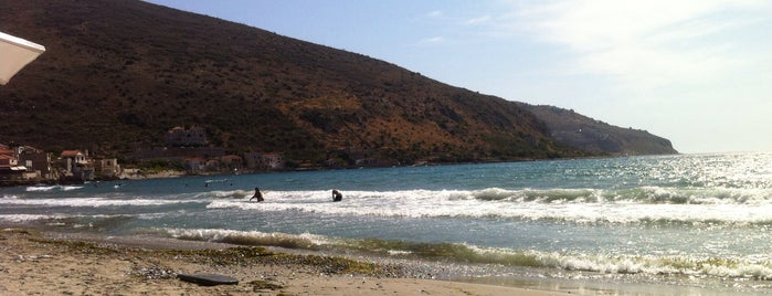 Itilo Beach is one of Must-visit Beaches in Laconia.